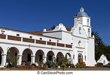 Misión de San Diego