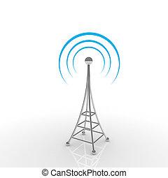 Mobile prena. Concepto de comunicación