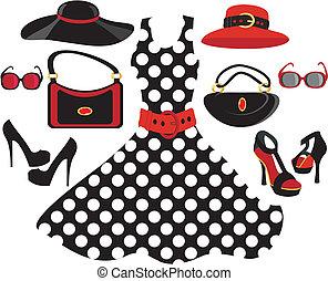 moda, colección