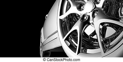Modelo de auto estilo