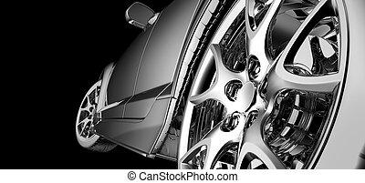 Modelo de diseño de autos