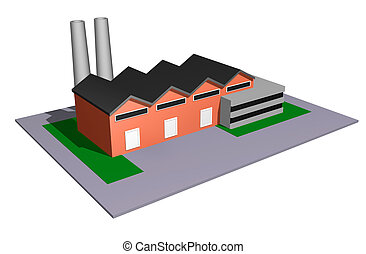Modelo industrial