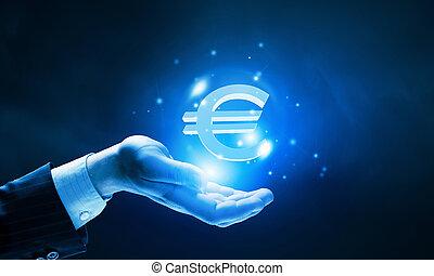 moneda, euro