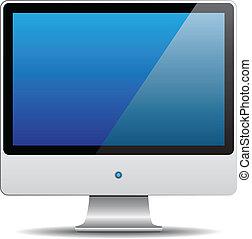Monitor de computadoras