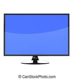 Monitor de pantalla 3D