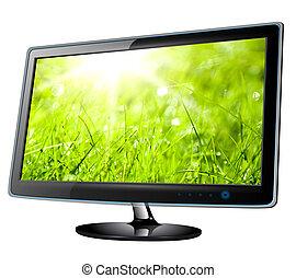 Monitor ICd, TV