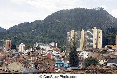 Monserrate la Candelaria Arquitectura Bogot colombia