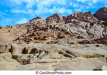 Montañas Rocky Sinai