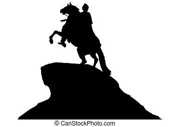 Monumento a caballo