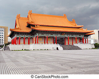 monumento conmemorativo, kai, chiang, shek