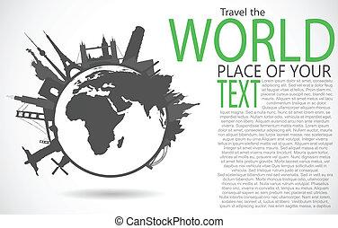 monumentos famosos en todo el mundo