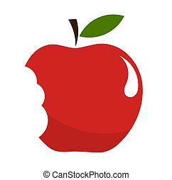 Mordida de manzana