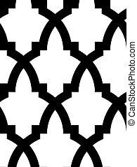 Mosaico arab sin semen
