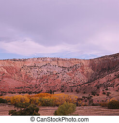 Mosaico rancho fantasma - Nuevo México