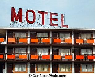 motel, viejo