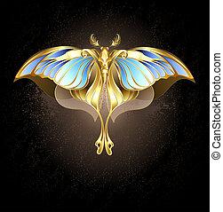 moth, mecánico