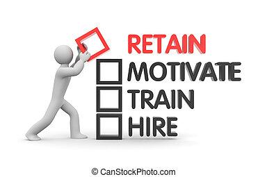 motivar, maneras