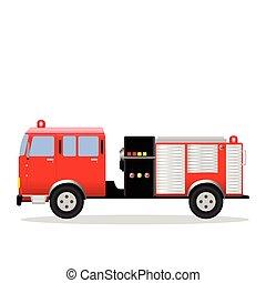 Motor de fuego