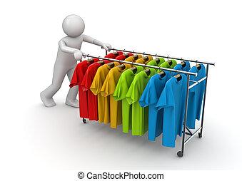 Movidor de Boutique, colección de trabajadores