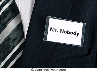 mr., nadie