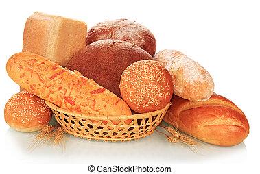 Mucha abundancia de pan