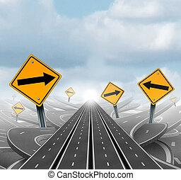 Muchos caminos al éxito