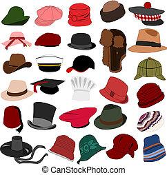 Muchos sombreros ponen 04