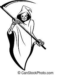 muerte, señal