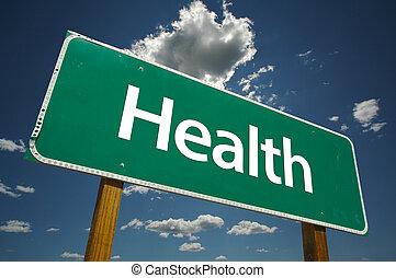 muestra del camino, salud