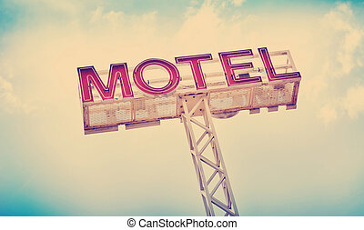muestra del motel