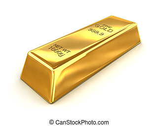 multa, barra, oro