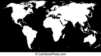 Mundo blanco y negro
