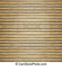 Muro de madera