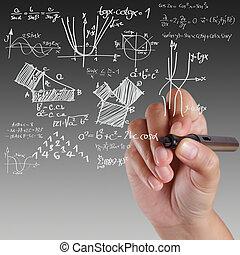 muy conocido, fórmula, físico