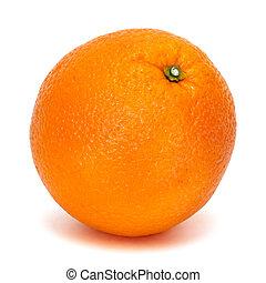 naranja, fresco