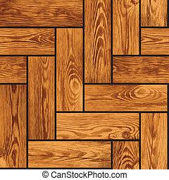 naturalista, de madera, -, seamless, textura, parqué