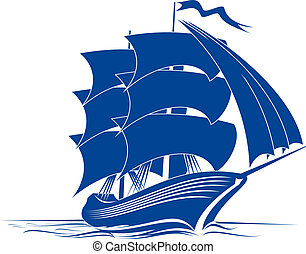 Nave Brigantine