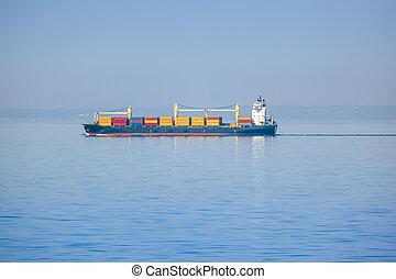 Nave de transporte
