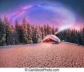 navidad, carpathians