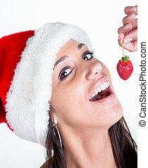 Navidad y comida