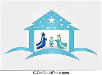 Navideño y Jesús