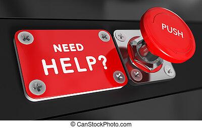 Necesito ayuda