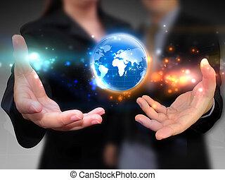 negocio del mundo, tenencia, gente