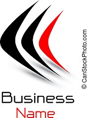 Negocios de Logo 3D