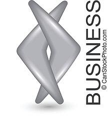 Negocios de Logo