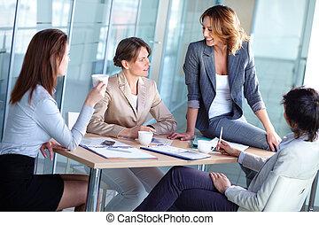 Negocios femeninos