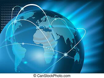 Negocios globales de Internet