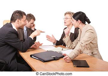Negocios negociados