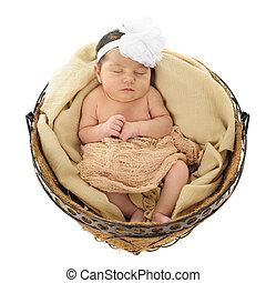 Nesting recién nacido
