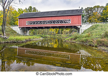 Netcher cubrió el puente